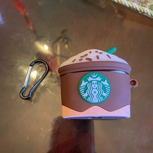 New AirPods Pro Case Starbucks Cover